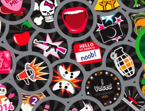 PopChiX Badges