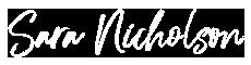 Sara Nicholson's Portfolio Logo